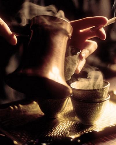 Η Τρίπολη σ' ένα φλιτζάνι καφέ!