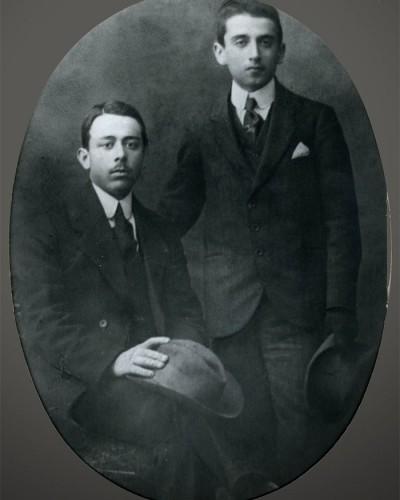 Μια άγνωστη φωτογραφία του Καρυωτάκη αφιέρωμα στα 120 χρόνια από τη γέννηση του