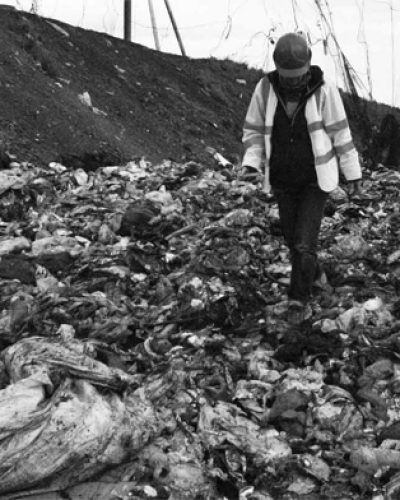 Περί σκουπιδιών ετεροχρονισμένο…