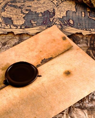 Ένα γράμμα από την Τρίπολη στη Φλωρεντία πριν 260 χρόνια!