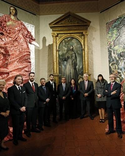 """""""Φως στο σκοτάδι"""" – Έκθεση του Νίκου Φλώρου στο Μουσείο του Ελ Γκρέκο!"""