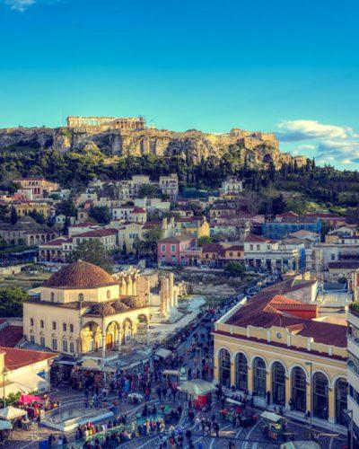 10 λόγοι που η Αθήνα είναι ο νέος πιο «κουλ» προορισμός στην Ευρώπη