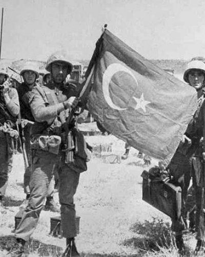 Η Τουρκική Εισβολή στην Κύπρο