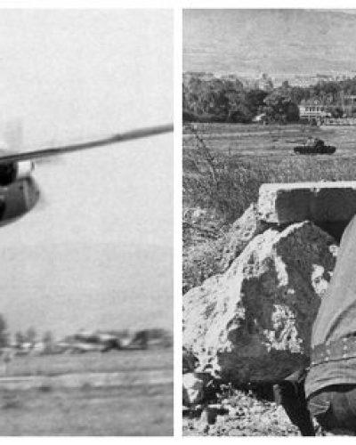 «Ρε σεις, τι κάνατε, χτυπήσατε δικό μας αεροπλάνο;» Η αποστολή αυτοκτονίας των καταδρομέων στην φλεγόμενη Κύπρο. Πως οι Κύπριοι κατέρριψαν κατά λάθος τα ελληνικά μεταγωγικά στην τουρκική εισβολή