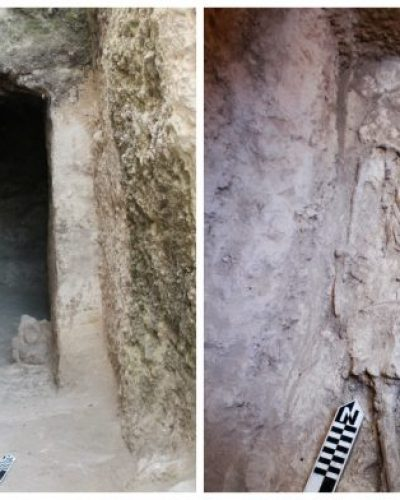 Εντυπωσιακά ευρήματα από τις ανασκαφές στο μυκηναϊκό νεκροταφείο των Αηδονιών. Εκεί αρχαιοκάπηλοι είχαν αρπάξει τον περίφημο θησαυρό της Νεμέας που εντοπίστηκε στο εξωτερικό
