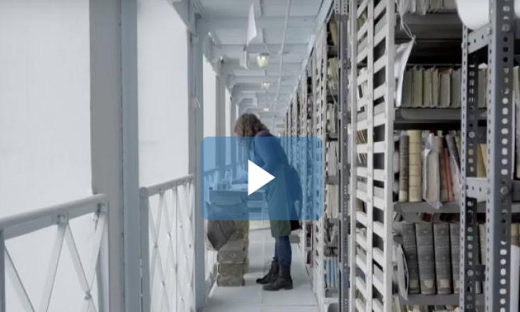 Η καταπληκτική μετακόμιση της Εθνικής Βιβλιοθήκης