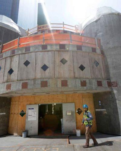 Νέα Υόρκη: Ανοικοδομείται η εκκλησία του Αγίου Νικολάου που καταστράφηκε την 11/9
