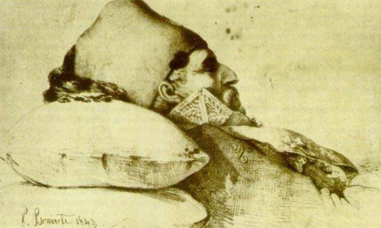 Ο Κολοκοτρώνης λίγο πριν πεθάνει συγχώρεσε ακόμη και τον υπουργό που ήθελε την καταδίκη του. Χόρεψε, γλέντησε και το ίδιο βράδυ «έφυγε». Τον έκλαψαν όλοι οι Έλληνες