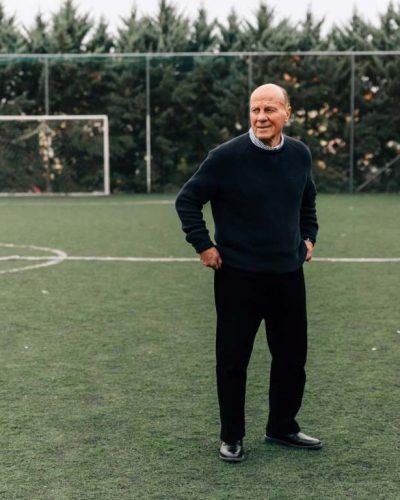 Μίμης Δομάζος: «Μέσα στο γήπεδο δεν σεβόμουν και δεν υπολόγιζα κανέναν»