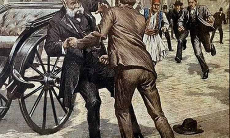 Ο Αρκάς πρωθυπουργός που ευχαρίστησε τον δολοφόνο του πριν πέσει νεκρός έξω από τη Βουλή! Ποιος ήταν ο δράστης που μαχαίρωσε τον Θεόδωρο Δηλιγιάννη (βίντεο)