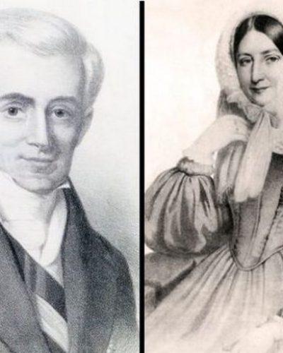 Γιατί άσπρισαν τα μαλλιά του Καποδίστρια σε ηλικία 36 χρόνων; Ο ανεκπλήρωτος έρωτας με επιφανή ελληνίδα στην αυλή του Τσάρου. Τα ερωτικά γράμματα