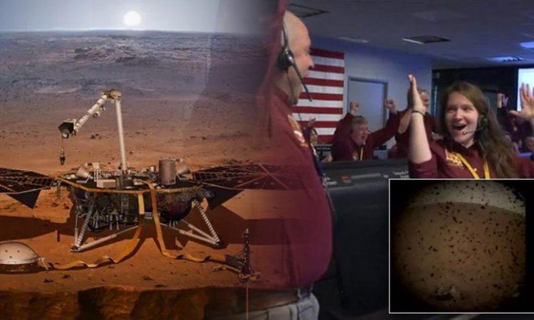 Προσεδαφίστηκε με ασφάλεια το InSight στον Άρη